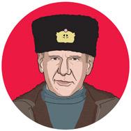 K-19: The Widowmaker, 2002: CAPITÁN ALEXEI VOSTRIKOV: Un capitán de submarino ruso que debe evitar un desastre nuclear.