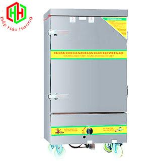 Tủ Nấu Cơm Gas Và Điện 8 Khay – TC8K-GĐ