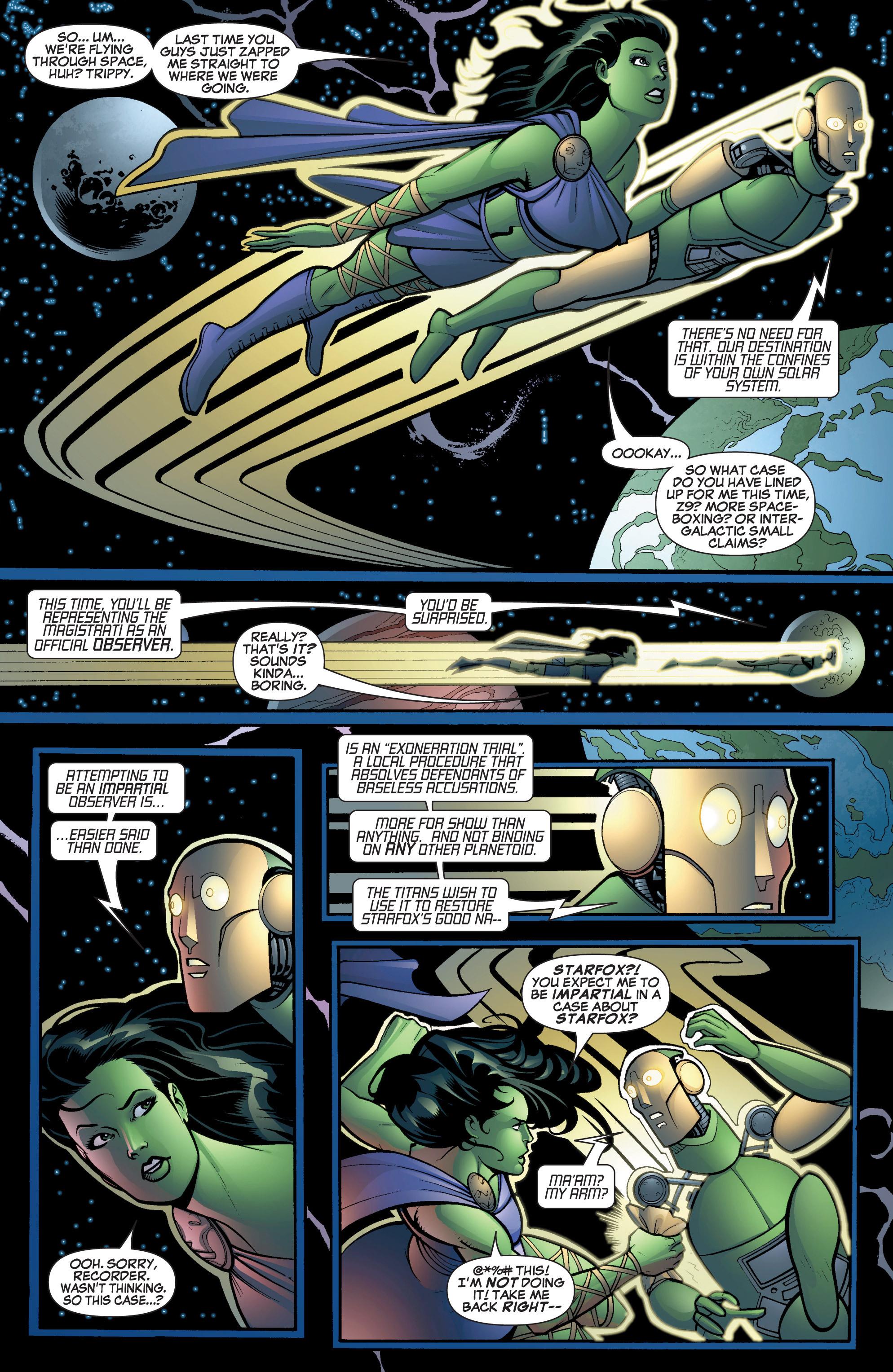 Read online She-Hulk (2005) comic -  Issue #12 - 8