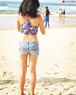 Beautiful Instagram Indian Model Ishika Mathur in lovely shorts bikini pics ~ .xyz Exclusive 016.jpg