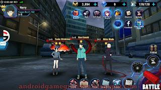 Tokyo Ghoul Dark War apk
