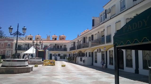 Пляжи Испании побережье Атлантического океана Playa de la Costilla