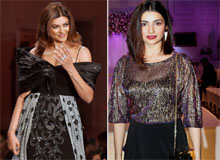 Mumbai : Bollywood Sparks fashion show