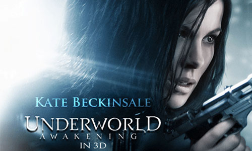 Poster de Underworld el despertar