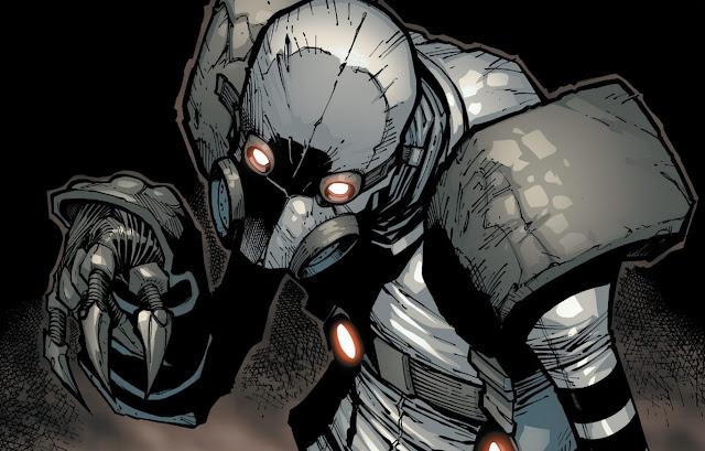 Mengenal Ghost, Musuh Ant-Man di Sekuel Filmnya