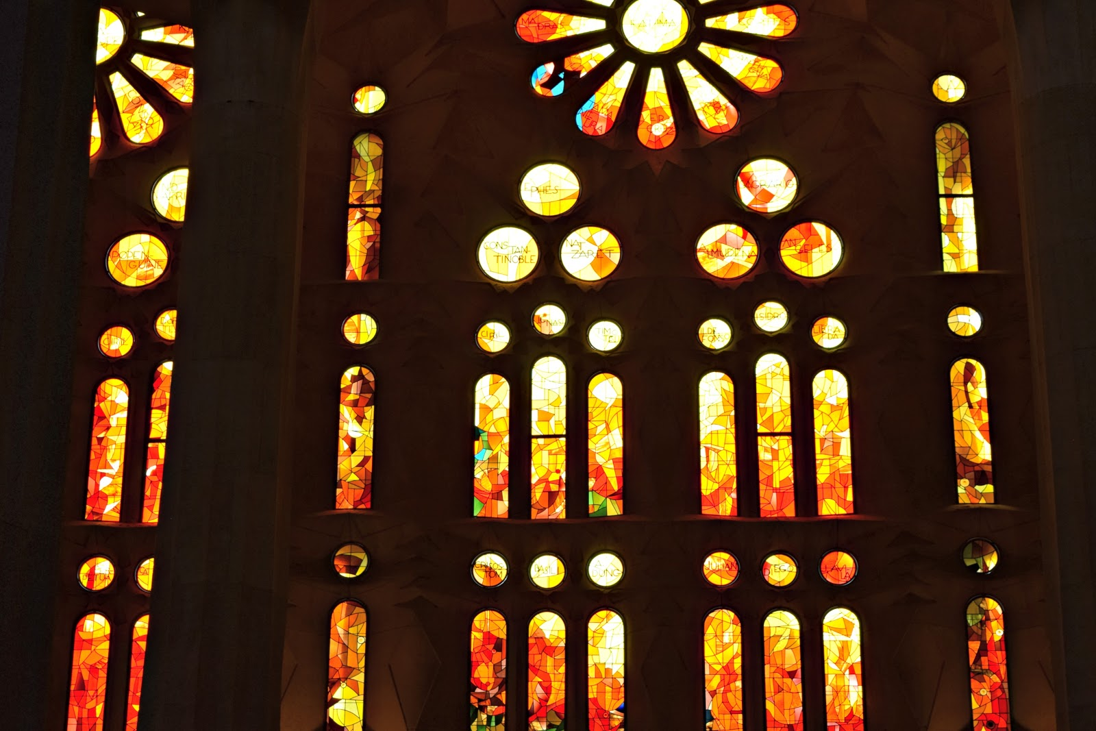 Barcelona Sagrada Familia 7