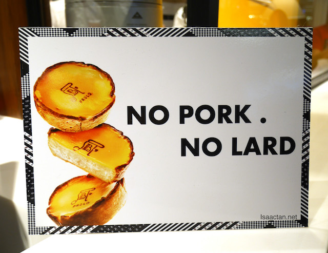No Pork, No Lard