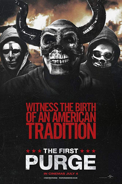 poster The First Purge 2018 Free English Movie Download 720p