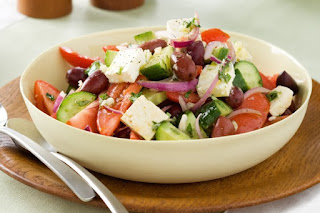 Greek Salad (Yunan Salatasi)