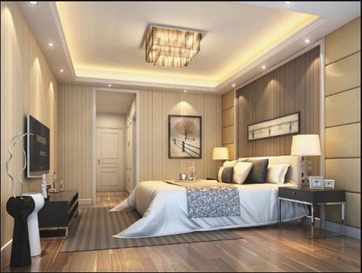 15 Inspirasi Desain Kamar Tidur Minimalis Modern Terbaru 15