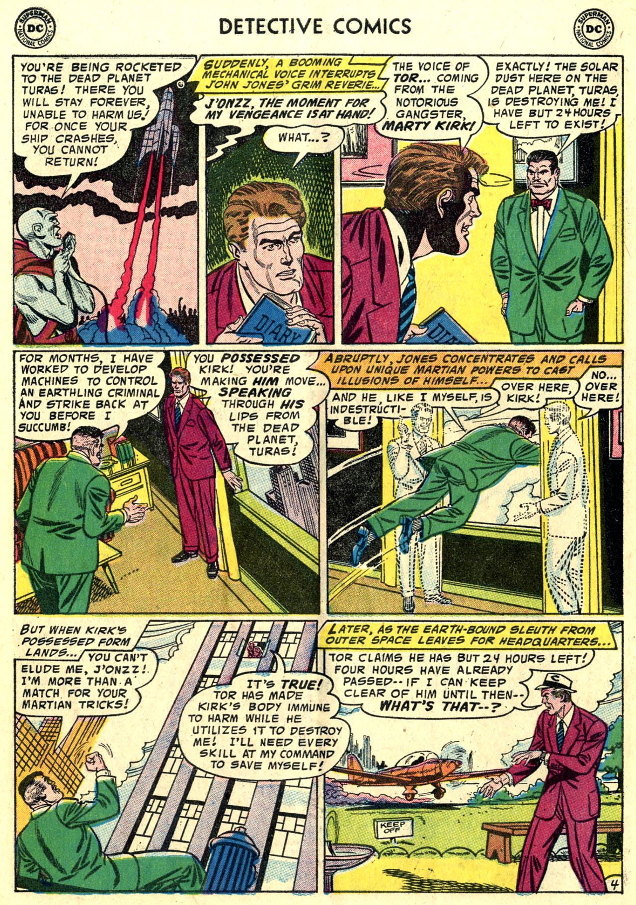 Read online Detective Comics (1937) comic -  Issue #243 - 30