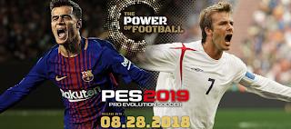 Digital Download PES 2019