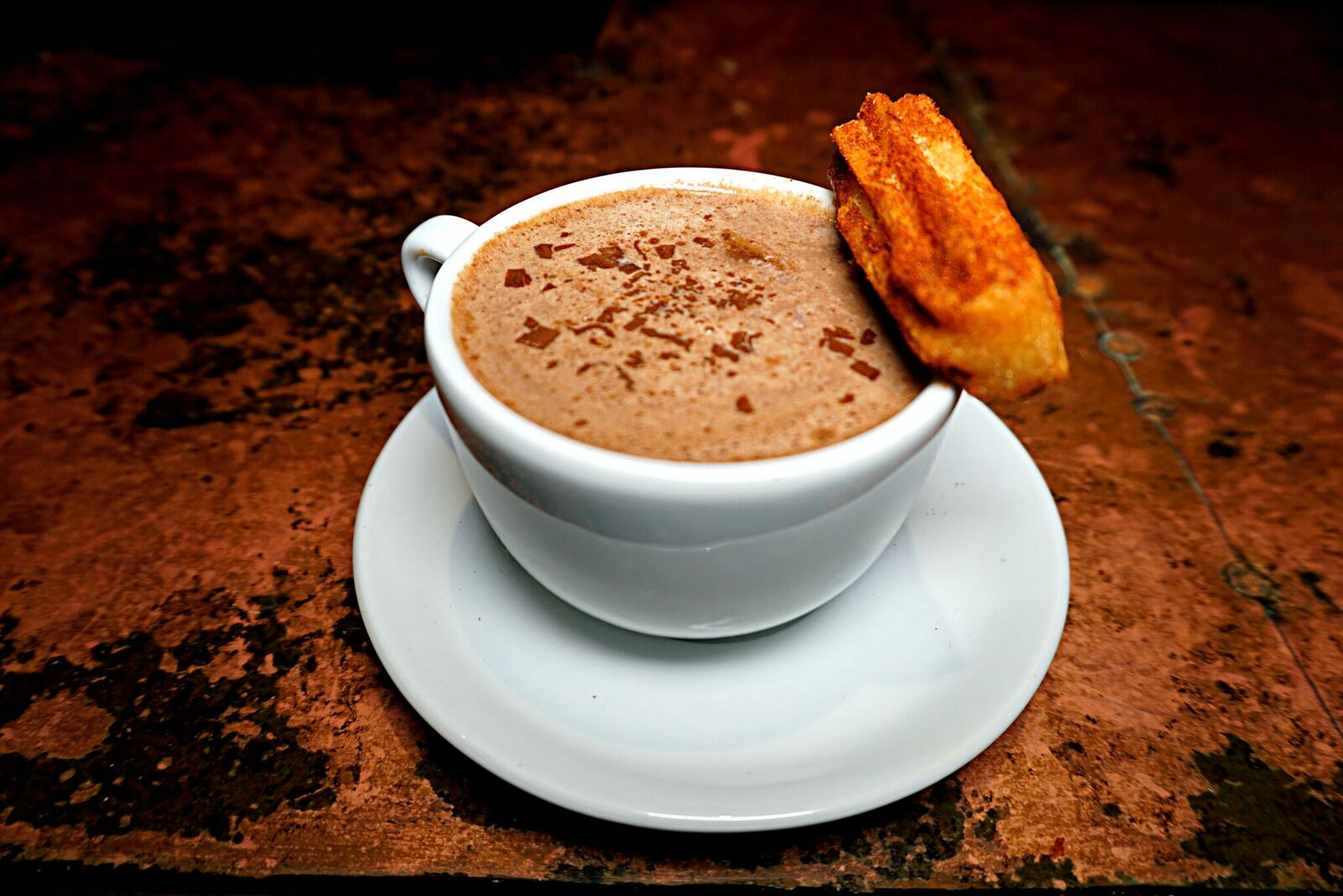 Where To Get The Best Hot Chocolate in NYC – Twenty Two Grand
