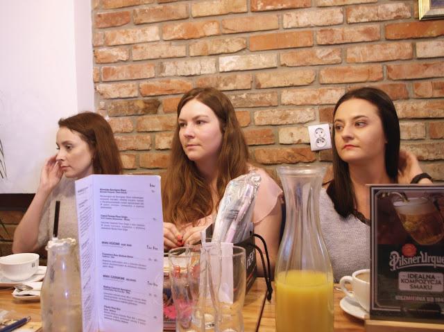 Blogerki na kawie- relacja ze spotkania