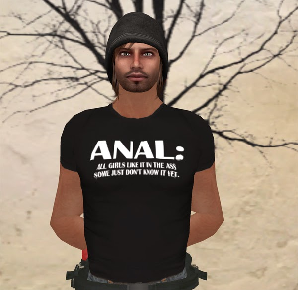 http://pygod.spreadshirt.com/anal-t-shirt-A16696348/customize/color/2