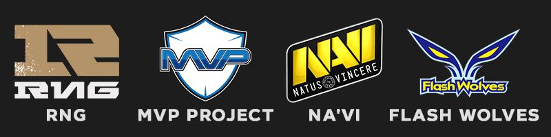 ESports Gaming Logo Design - Combination Mark