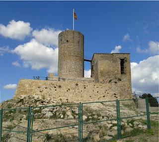 Castell de Boixadors (El repte dels 100 cims)