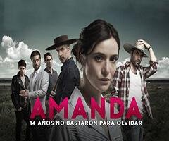 Amanda Capítulo 9 - Mega