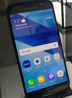 Fitur Terbaik Samsung Galaxy A7