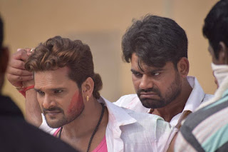 Dev Singh and Khesari Lal Yadav