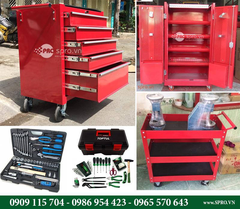 Tư vấn nâng cấp trọn bộ thiết bị sửa xe cho cửa tiệm chuyên nghiệp hơn
