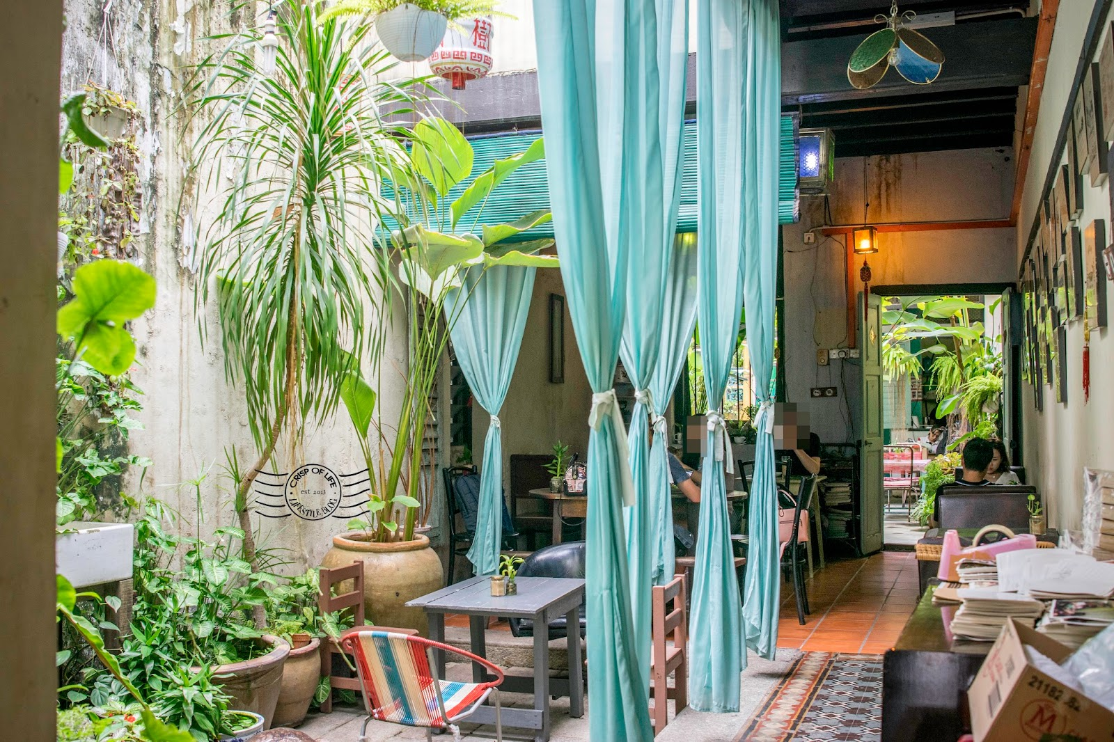 MoonTree 47 Muntri Street Georgetown Penang Food Accommodation