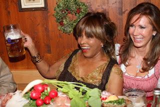 Tina Turner en el Oktoberfest de Múnich (2014)