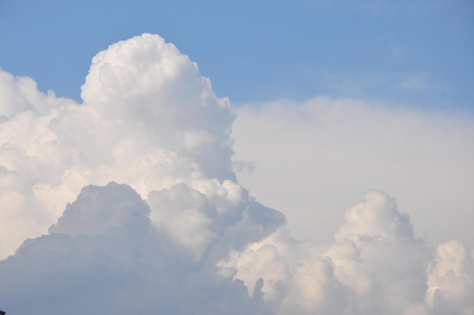 Qu'en pensez vous ?: Ciel avec nuages - photos et fonds d'écran