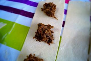 ricetta ravioli carciofi vegan