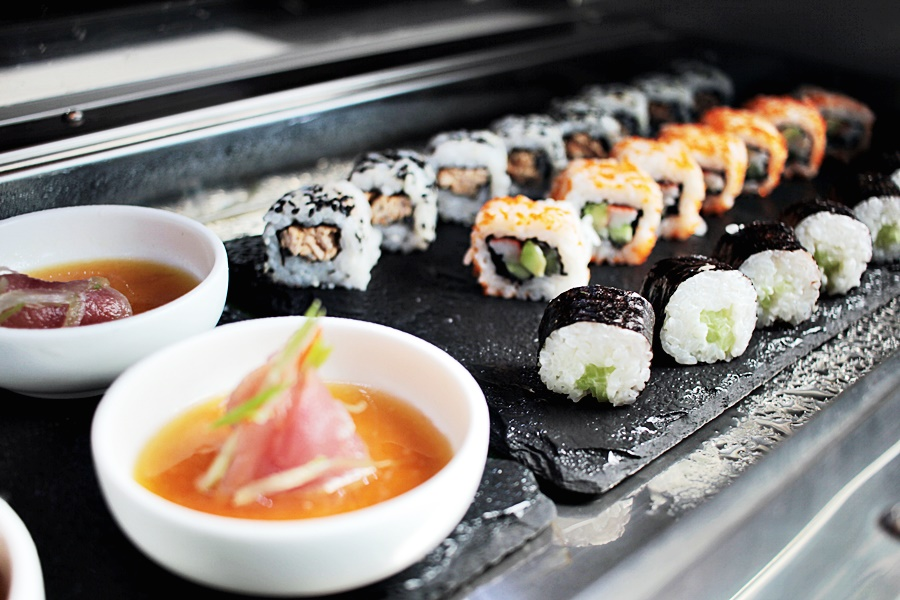 sushi food bali