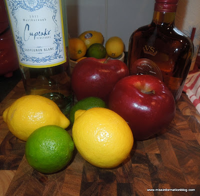 White Wine Sangria My favorite Drink