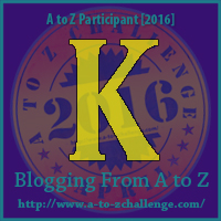 K is for: Kite - A Wandering Vine #AtoZChallenge