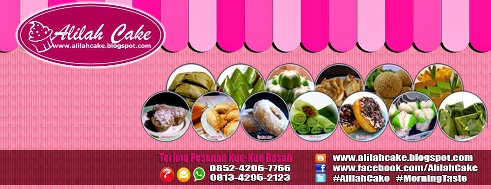 Kedai Alilah Kedai Kue Tradisional Khas Makassar