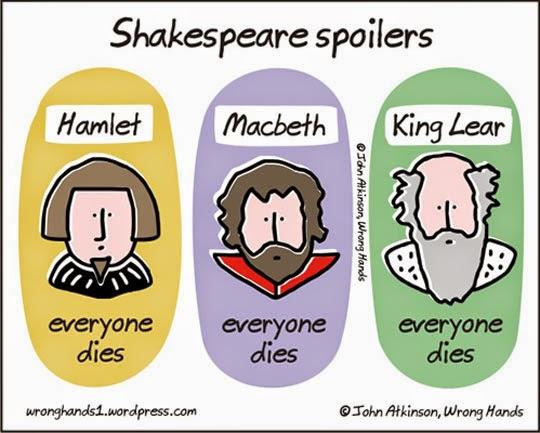 She Who Seeks: How to Make Shakespeare Popular Again