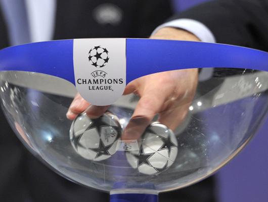 Phân loại hạt giống Champions League: Đại gia khó thở