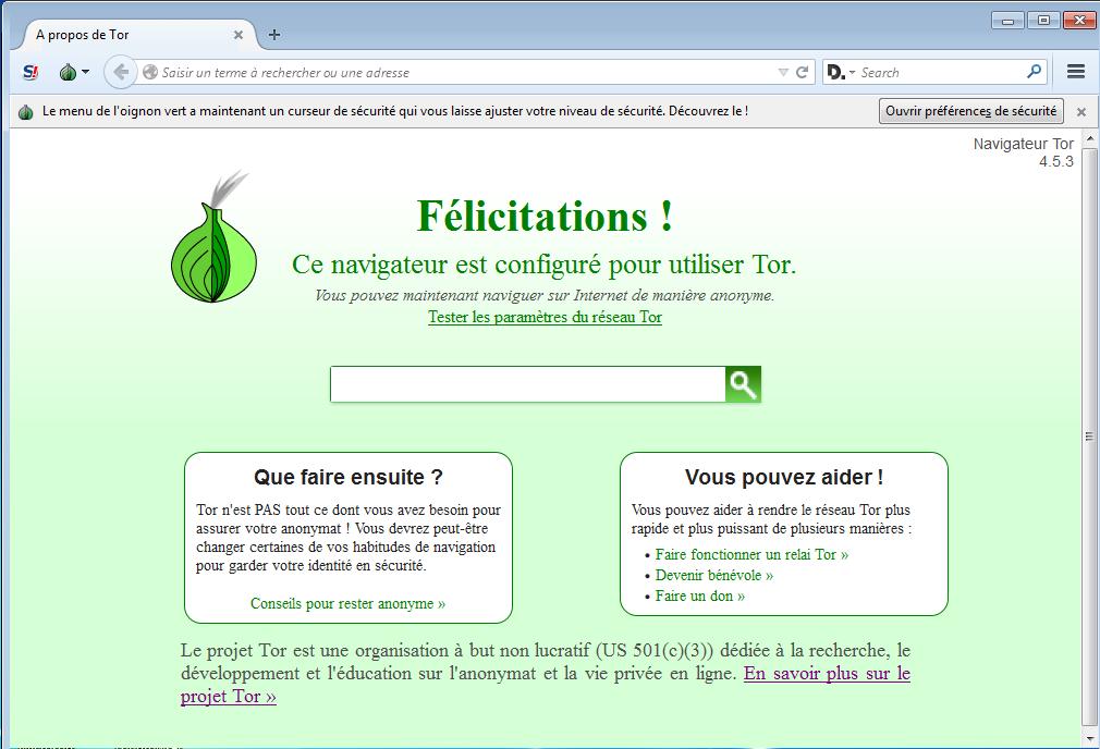 COMMENT ACCEDER AU WEB INVISIBLE (DEEP WEB) EN TOUTE SECURITE   le