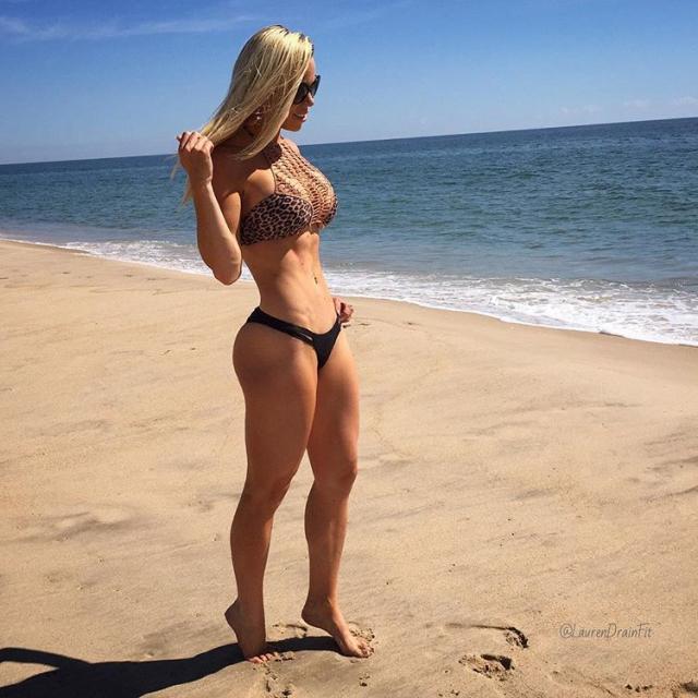 Goddess of the Fitness Lauren Drain Kagan
