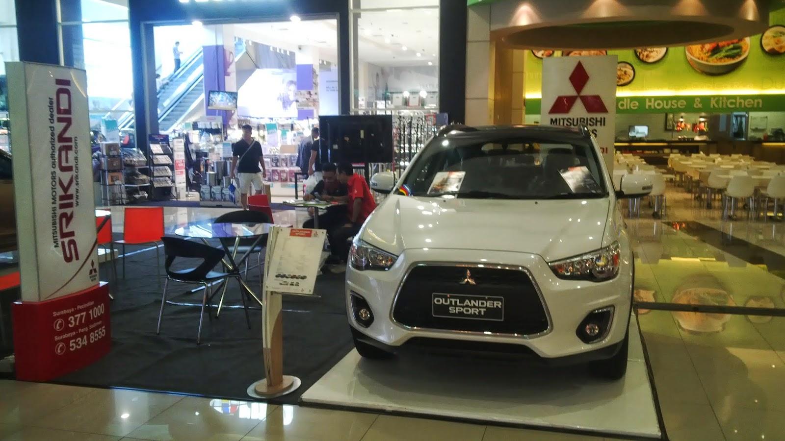 Mitsubishi Dealer Link >> Dealer Mitsubishi Surabaya Cash & Kredit Promo Harga Mobil: Pameran Mobil Mitsubishi : Hypermart ...