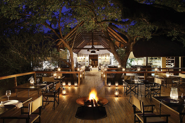 The Londolozi Tree camp, South Africa