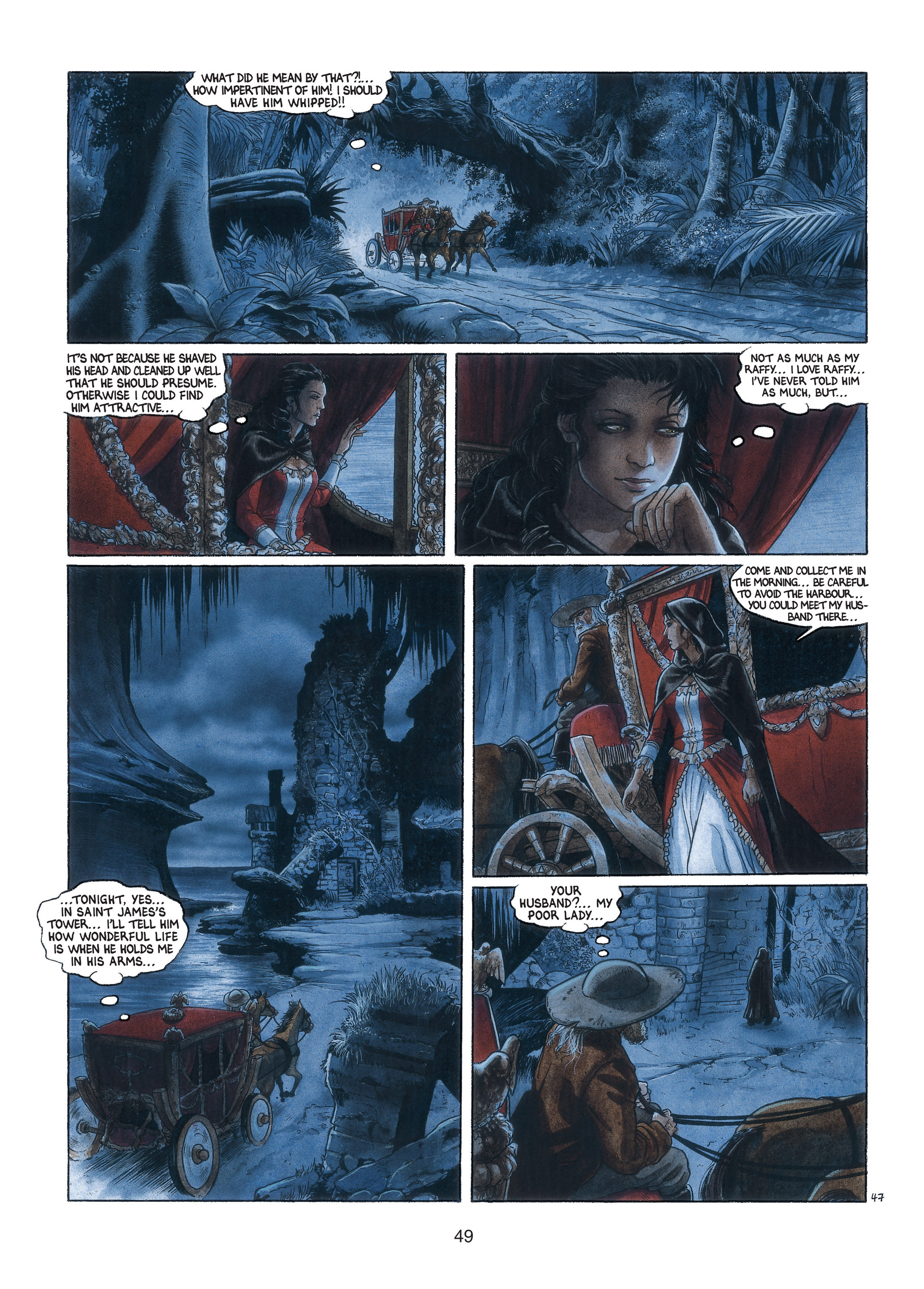 Read online Barracuda comic -  Issue #3 - 50