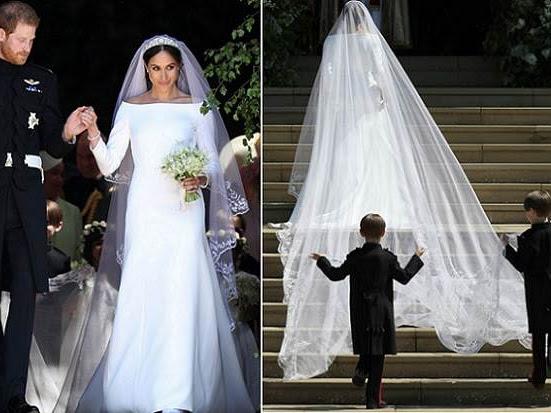 Os vestidos de noiva mais bonitos de 2018