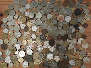 loft attic garage lockup find coins