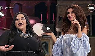 برنامج تع إشرب شاي الحلقة ال5 الموسم ال2  حلقة الإثنين 16-10-2017 مع غادة عادل و شيماء سيف ودياب | الحلقة كاملة