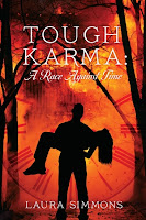 Tough Karma - A Race Against Time (Laura Simmons)