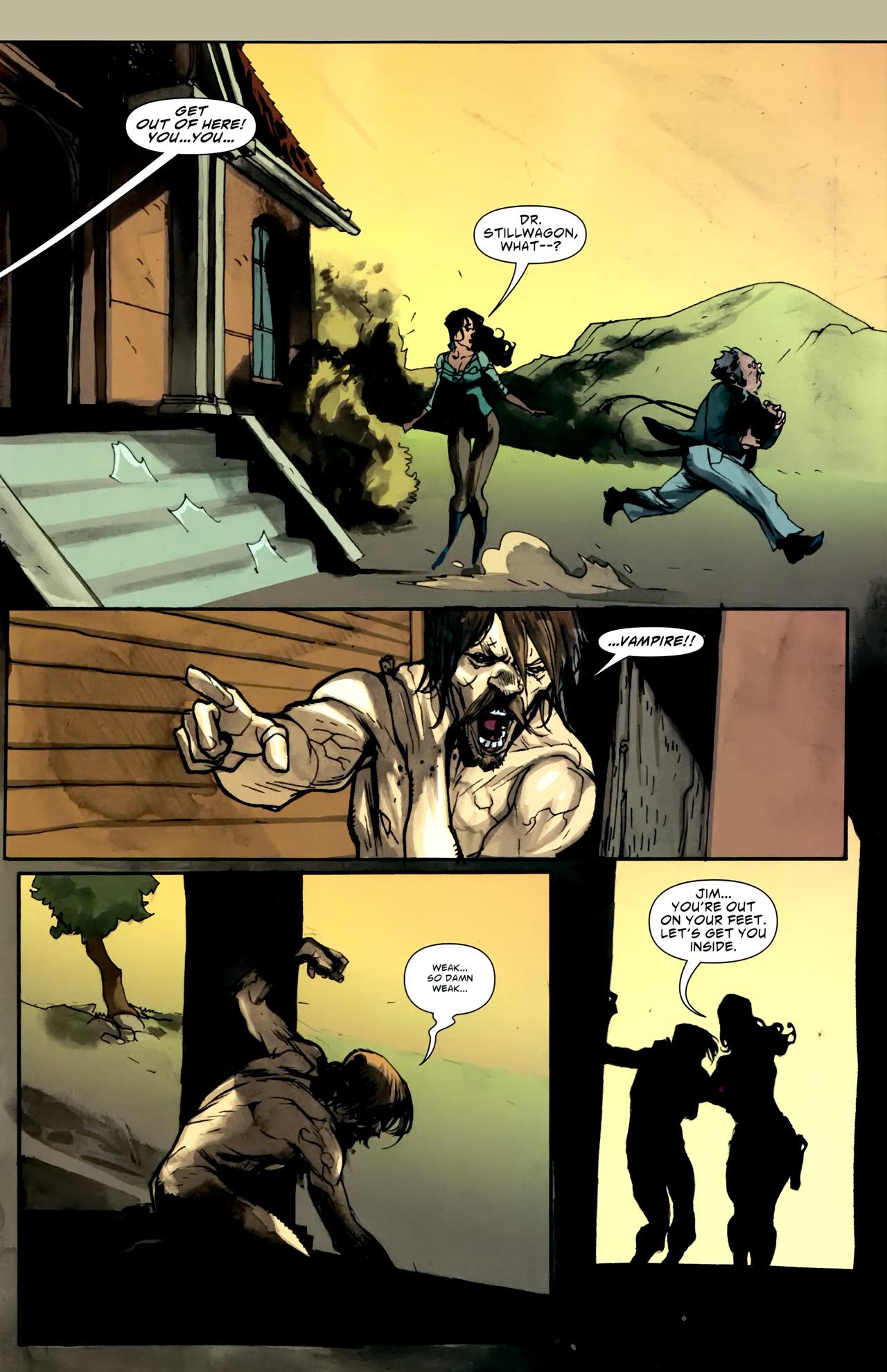 Read online American Vampire comic -  Issue #5 - 22