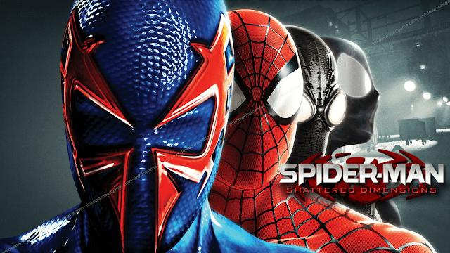 Link Download Game Spider Man Shattered Dimensions (Spider Man Shattered Dimensions Free Download)
