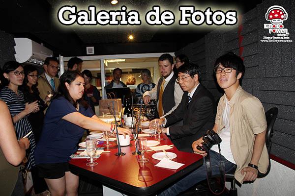 Fotos despedida Embajador del Japón en México Akira Yamada
