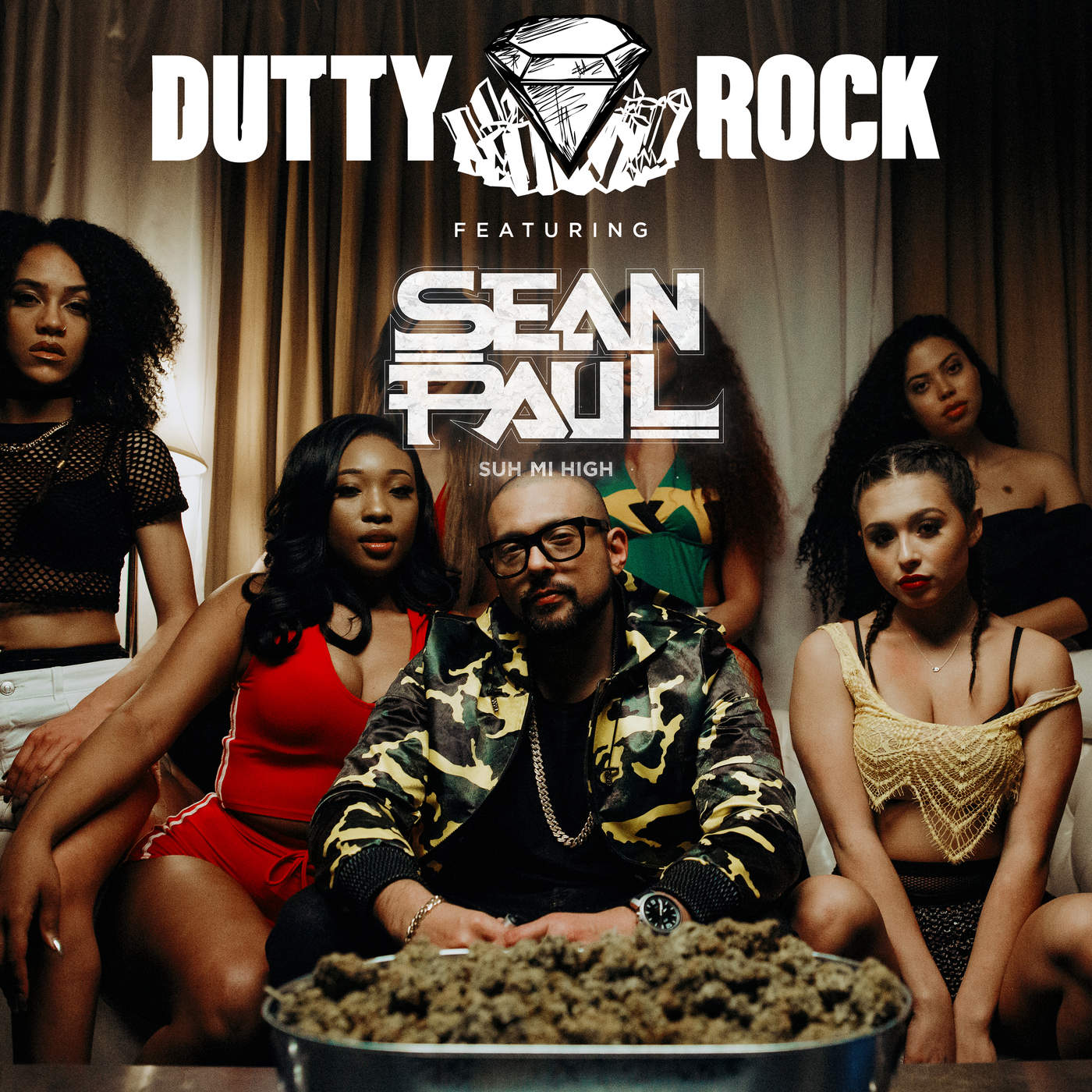 Dutty Rock Productions - Suh Mi High (feat. Sean Paul) - Single