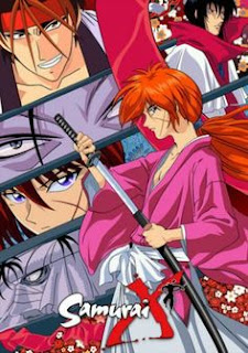 Lista de capitulos Rurouni Kenshin