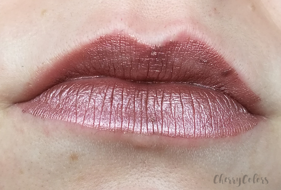 Essence Made To Sparkle liquid lipstick